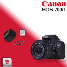 Canon 200D Combo Offer