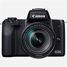 Canon EOS M50 Kit (EF-M 18-150mm)