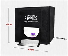 DEEP LED Studio-in-a-Box 40*40*40cm (Product Box)