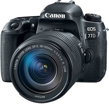 Canon EOS 77D Kit (EF-S 18-135 IS USM)