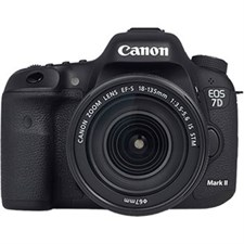 Canon EOS 7D MARK II Kit (EF-S 18-135 IS USM)
