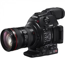Canon EOS C100 Mark II Kit (24-105mm)