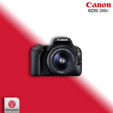 Canon EOS 200D Kit (EF-S 18-55 mm f/3.5-5.6 III Lens)