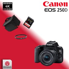 Canon 250D Combo Offer