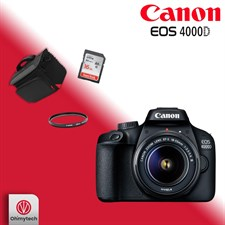 Canon 4000D Combo