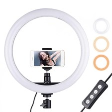 JMARY RING LIGHT FM-12R 12 inch