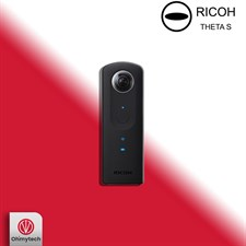Ricoh Theta S Spherical VR Digital Camera