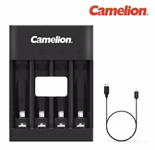 Camelion BC-0807F+AD582 Charger With Adapter
