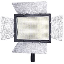 Yongnuo YN600L 600 LED 5500K Color Temperature Adjustable LED Video Light for Canon / Nikon / Sony C