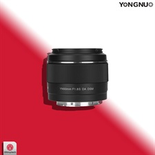Yongnuo YN 50mm f/1.8S DA DSM Lens for Sony E